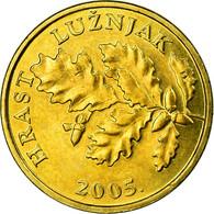 Monnaie, Croatie, 5 Lipa, 2005, SUP, Brass Plated Steel, KM:5 - Croatie