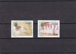 Paraguay Nº 2704 Al 2705 - Paraguay