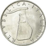 Monnaie, Italie, 5 Lire, 1998, Rome, SUP, Aluminium, KM:92 - 1946-… : Republic