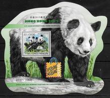 SAINT THOMAS ET PRINCE  BF 879  * *  ( Cote 18e ) Ours Panda - Orsi