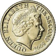 Monnaie, Jersey, Elizabeth II, 5 Pence, 2008, SPL, Copper-nickel, KM:105 - Jersey