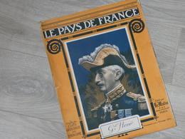 PAYS DE FRANCE N°75. 23/3/16. GAL HERR. VERDUN. PORTUGAL. WOEVRE. AVIATION. CHASSEURS ARCHEOLOGUES. - Français