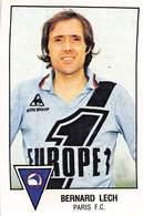 PIE.T.19-8006 : FOOTBALL 1979. IMAGE PANINI N°222.  PARIS SAINT-GERMAIN. PSG.  BERNARD LECH. - Non Classés
