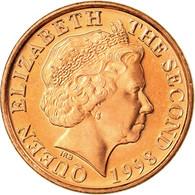 Monnaie, Jersey, Elizabeth II, Penny, 1998, SPL, Copper Plated Steel, KM:103 - Jersey