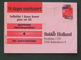 Denmark 1998 Cover To Copenhagen - Union Organization - Danimarca