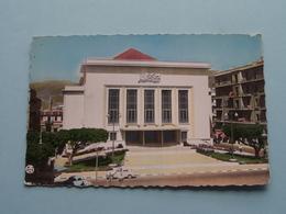 Le Théâtre Municipal BONE ( 55 - EAS ) Anno 19?? ( See / Voir / Zie Photo ) ! - Algérie