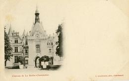 Les Trois Moutiers 86 Château De La Mothe Chandenier 406CP02 - France