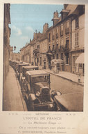 51 /  Sézanne : Hotel De France Vieilles Voitures       ///   REF  JUILLET .19  //   BO.51 - Sezanne