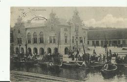 AK LETTLAND  LIBAU 1916 FELDPOST - Latvia