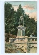 Y12220/ Gravelotte Denkmal Des Rhein. Jäger-Batl. 8  Reliefdruck Lothringen AK  - Lothringen