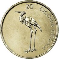 Monnaie, Slovénie, 20 Tolarjev, 2004, Kremnica, SUP, Copper-nickel, KM:51 - Slovenia