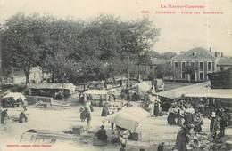 CPA 31 Haute Garonne Caraman Place Des Marchands Non Circulée - Francia