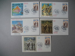FDC France 1972  N° 1731 - 1970-1979