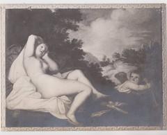 Venus Endormi, Musée De Grenoble. Scan R/V. - Photographs