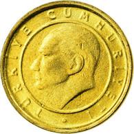 Monnaie, Turquie, New Kurus, 2005, Istanbul, SPL, Aluminum-Bronze, KM:1164 - Turquie