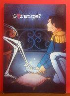 CENERENTOLA Halloween Night 2005 Birra Tennent's  Super Pubblicità Cartolina Promocard 5840 - Pubblicitari