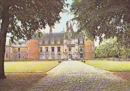 Maintenon   H120         Château De Maintenon. Façade Nord - Maintenon