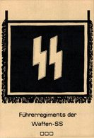 FUHRERREGIMENTS DER WAFFEN SS  PROPAGANDAKARTE  NAZI - Weltkrieg 1939-45