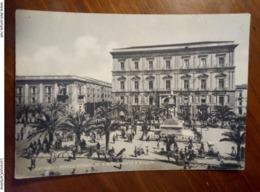 CATANIA Piazza Stesicoro E Monumento A. Bellini VIAGGIATA - Catania