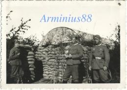 """Campagne De France 1940 - Pas-de-Calais - Auchy-au-Bois, """"Juli 1940"""" - Aérodrome De Rely (Norrent-Fontes) - Wehrmacht - War, Military"""