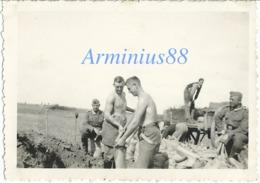 Campagne De France 1940 - Pas-de-Calais - Auchy-au-Bois - Aérodrome De Rely (Norrent-Fontes) - Wehrmacht - War, Military