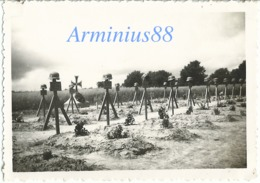Campagne De France 1940 - Pas-de-Calais - Norrent-Fontes - Soldatengräber - Tombes De Waffen-SS - Westfeldzug - War, Military