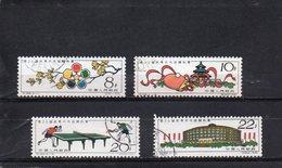 CHINE 1961 O - Oblitérés