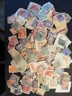 Niederlande Lot Briefstücke Und Gestempelte Marken - Used Stamps