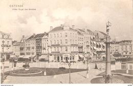 Ostende - HÖTEL ROYAL DES ARCADES - 1908 - Oostende