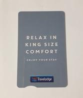 HOTEL KEYCARD -  (  TRAVELODGE HOTEL    ) - Hotelkarten