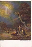 AK Karl Fuchs - Euch Ist Ein Kindlein Heut Gebor'n - Jesus Christus - Weihnachten - 1940 (42742) - Malerei & Gemälde