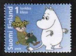 2004 Finland Moomin  MNH. - Finland