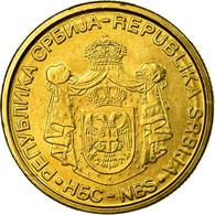 Monnaie, Serbie, Dinar, 2006, SUP, Nickel-brass, KM:39 - Serbie