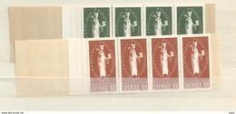 1964 MNH Booklet Mi 517-8, Sweden, Postfris - Carnets