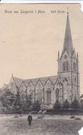 AK Gruss Aus Lengerich I. Hann. - Kath. Kirche - Ca. 1910 (42747) - Lengerich