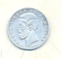 5 LEI 1881 CAROL I - Roemenië