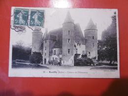 D 36 - Reuilly - Château De L'ormeteau - Francia