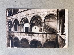 TRENTO  CORTILE DEL CASTELLO  1919 - Trento