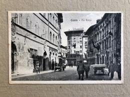 TRENTO  VIA ROMA  1920 - Trento