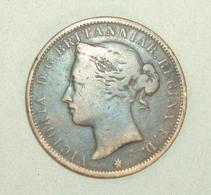 Monnaie 027, Jersey One Twelfth Of A Shilling 1877 Victoria - Jersey