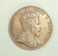 Monnaie 028, Jersey One Twelfth Of A Shilling 1909 Edward VII - Jersey