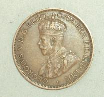 Monnaie 031, Jersey One Twenty-Fourth Of A Shilling 1913 Georges V - Jersey