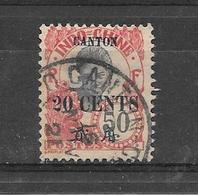 CANTON YT 78 O - Usati