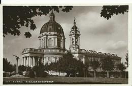 Torino. Basilica Di Superga - Iglesias