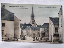 Bouligney. Ancienne Route De St-Loup - Francia