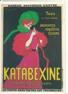 Katabexine. Comprimes Effervescents - Advertising