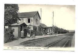 Ermont - Gare D'Ermont,Halte -(D.2102) - Ermont