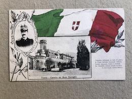 TRENTO CASTELLO DEL BUON CONSIGLIO 1912  G. CAVALLARI CANTALAMESSA - Trento
