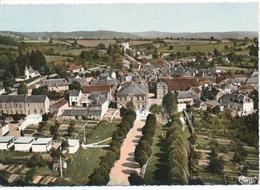 SAINT-SAULGE (58.Nièvre) Vue Générale Aérienne - France