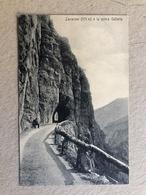 LAVARONE E LA PRIMA GALLERIA  1920 - Trento